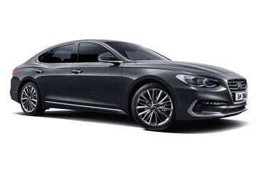 Hyundai laat nieuwe Grandeur zien