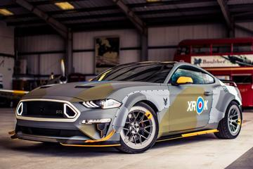 Ford Eagle Squadron Mustang GT gepresenteerd