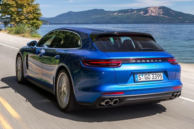 Sterke resultaten Porsche helpen Volkswagen