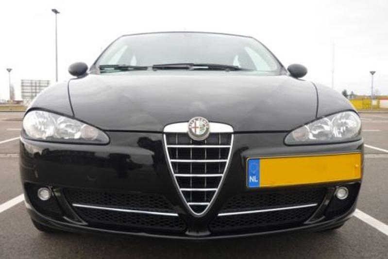 Alfa Romeo 147 2.0 T.Spark 16V Business Pro (2008)