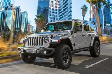 Jeep wil 'groenste SUV-merk' worden