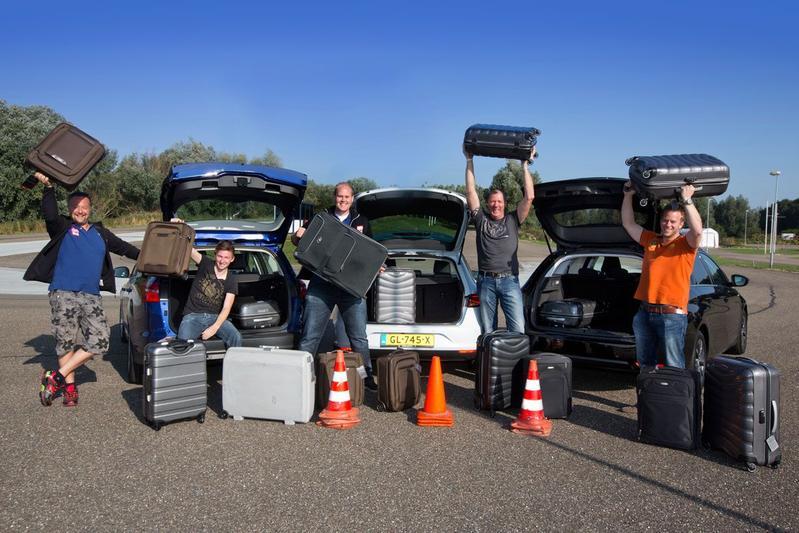 Triotest - driecilinder stationcars vol bepakking