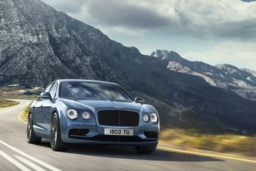 Bentley Flying Spur ook als W12 S