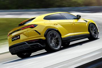 Lamborghini noteert enorme verkoopstijging