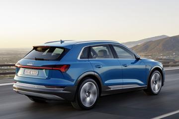 Dít is de Audi E-tron!