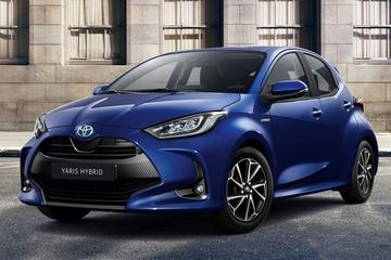 Toyota breidt leveringsgamma Yaris uit met Business Plus
