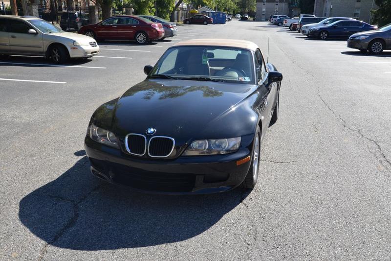 BMW Z3 (2000)