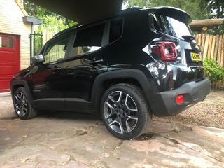 Jeep Renegade 1.4 MultiAir Limited (2015)