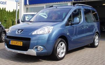 Peugeot Partner Tepee XT Executive 1.6 VTi 120pk (2010)