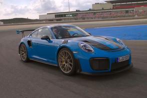 Porsche 911 GT2 RS - Rij-impressie