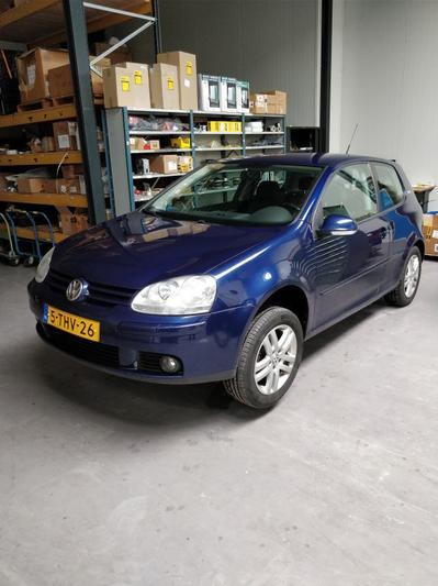 Volkswagen Golf 1.9 TDI 105pk Trendline (2006)