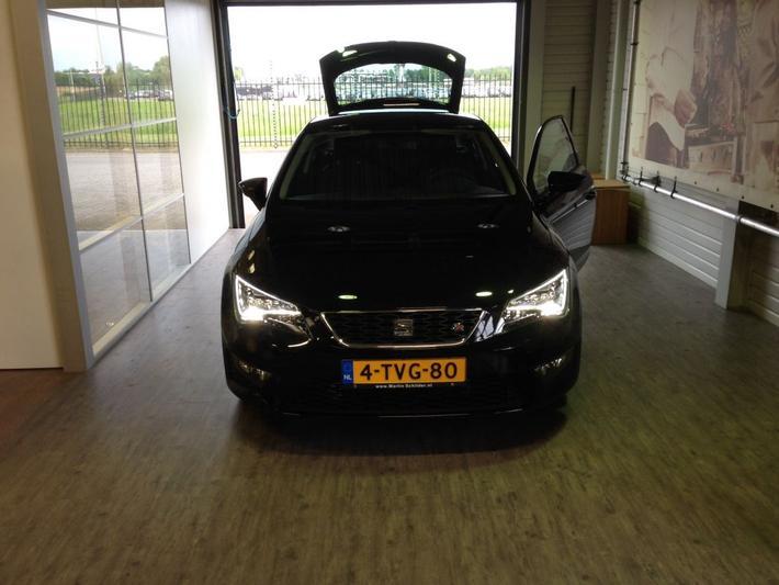 Seat Leon SC 1.4 TSI 140pk FR Business (2014)