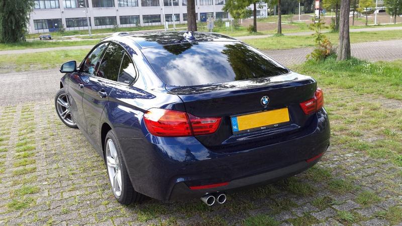 BMW 435d xDrive Gran Coupé High Executive (2015)