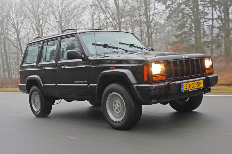 Jeep Cherokee – 1998 – 369.354 km - Klokje Rond