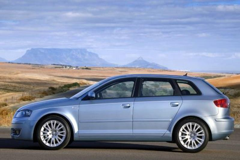 Audi A3 Sportback 1.8 T FSI Ambiente Pro Line (2007)