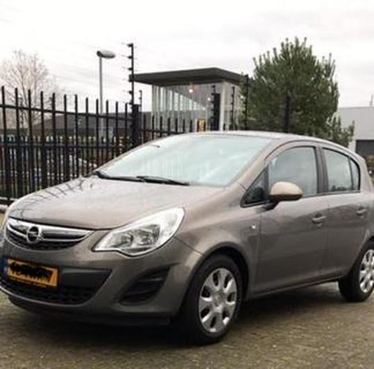 Opel Corsa 1.2 Start/Stop Edition (2012)