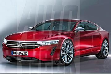 Journaal - Volkswagen CC gaat hogerop