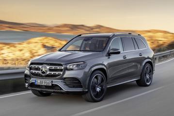 Mercedes-Benz GLS krijgt Nederlands prijskaartje