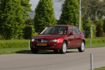 Rover 25 - Achteruitkijkspiegel