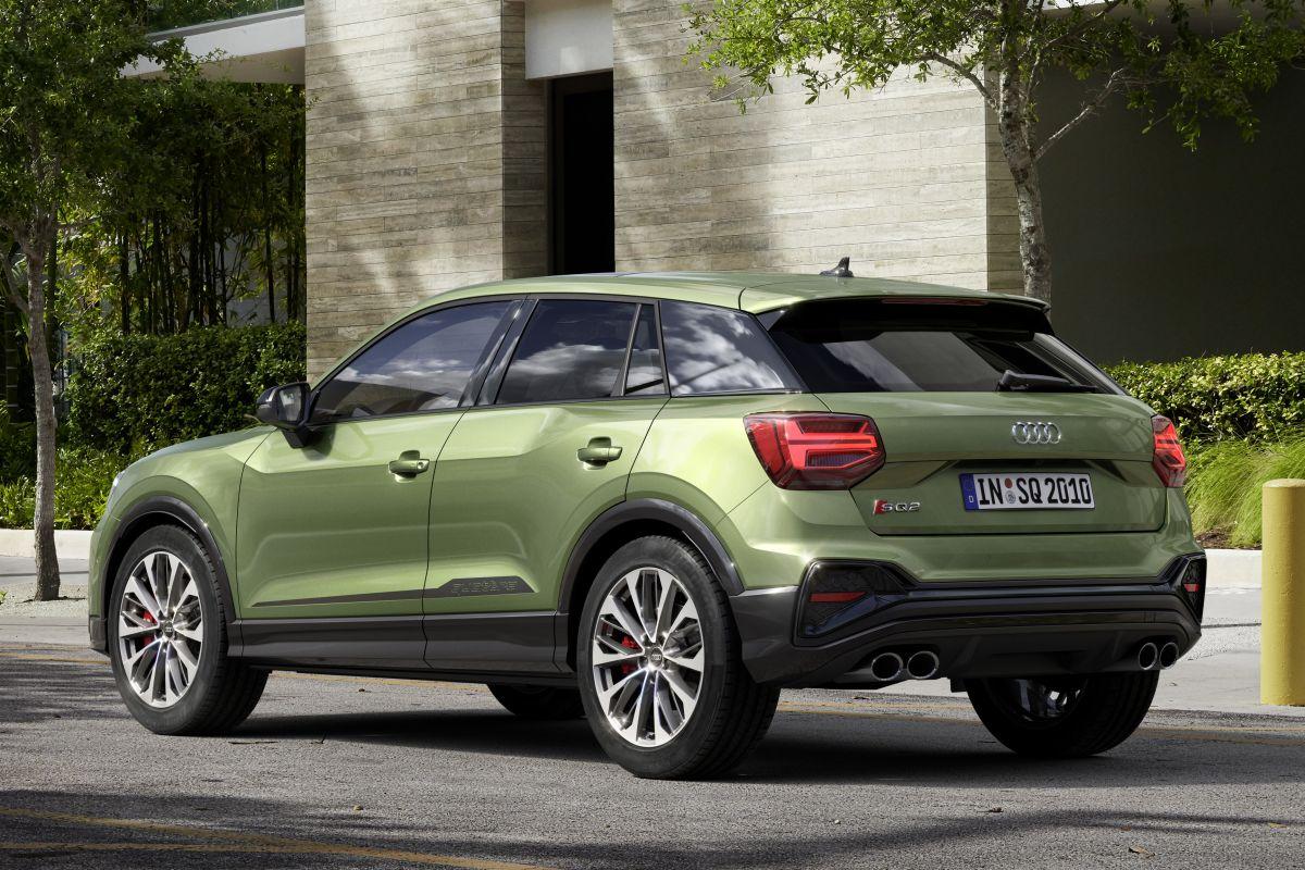 Audi SQ2