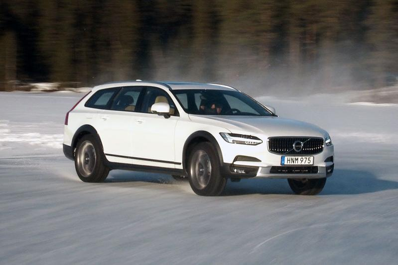 Volvo V90 Cross Country - Rij-impressie