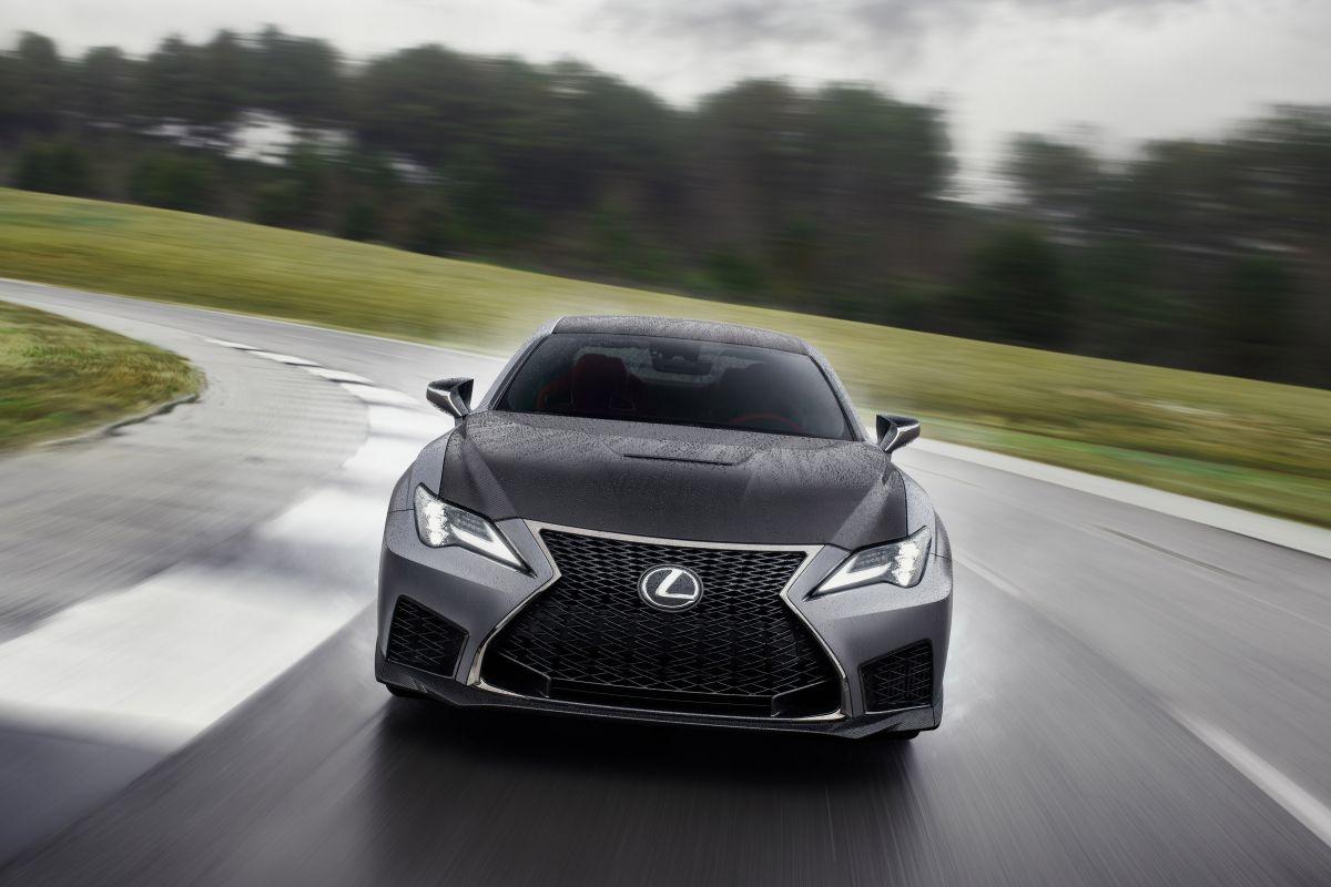 Lexus RC F en RC F Track Edition