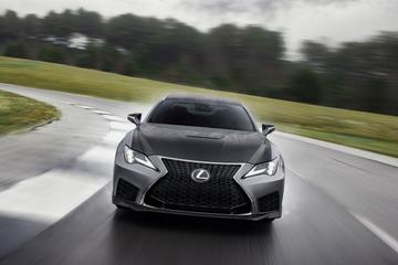 Lexus introduceert in 2020 twin-turbo-V8