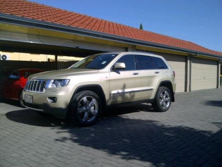 Jeep Grand Cherokee 3.6 V6 Limited (2012)