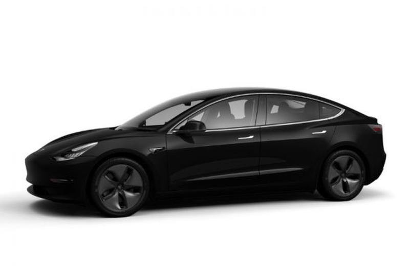 Tesla Model 3 back to basics