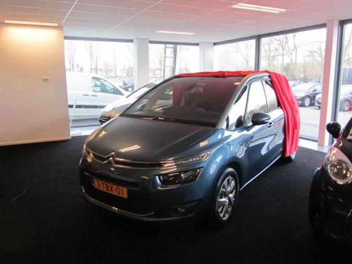 Citroën Grand C4 Picasso e-HDi 115 Business (2014) #2