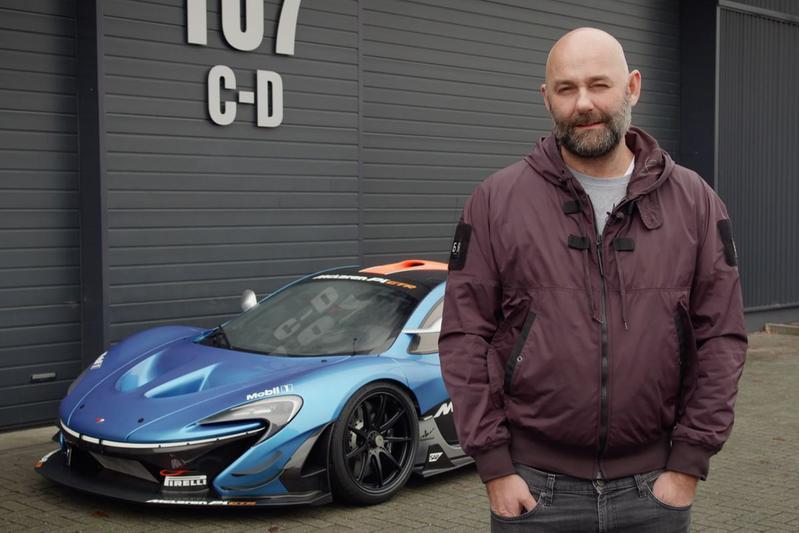 Wat weet ondernemer Jeroen van den Berg over auto's ...