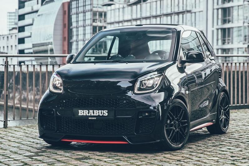 Brabus R92 Smart EQ Fortwo