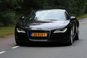Audi R8 4.2 FSI - 2008 – 252.549 km - Klokje Rond