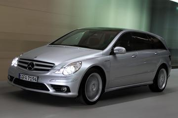 Afgestoft: Mercedes-Benz R 63 AMG