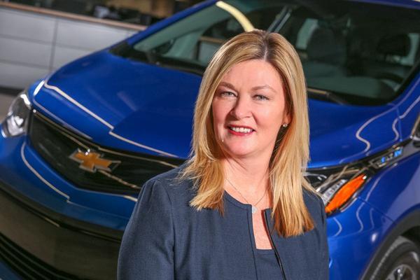 General Motors geeft EV-afdeling een topvrouw