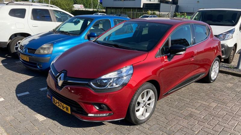 Renault Clio TCe 120 Limited (2017)