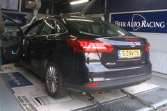 Ford Focus 1.0 Ecoboost - Op de Rollenbank