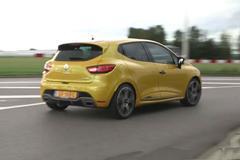 Achteruitkijkspiegel - Renault Clio RS Trophy