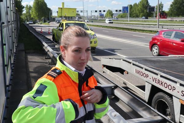 Weginspecteurs bekeuren vaker bij wangedrag