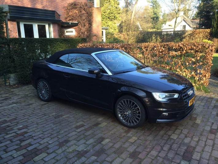 Audi A3 Cabriolet 1.4 TFSI COD 140pk Ambition Pro Line + (2014)