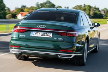 Audi A8 (L) 60 TFSI e Quattro krijgt prijs