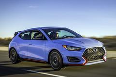 Dít is de nieuwe Hyundai Veloster. Direct als N!