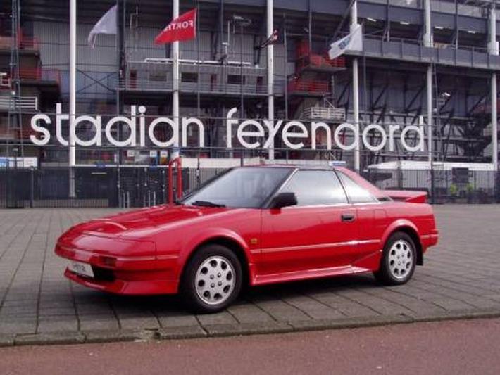 Toyota MR2 1.6 (1989)