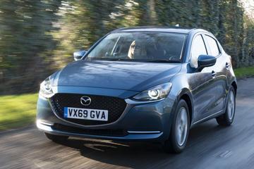 Mazda 2 ook weer met automaat leverbaar
