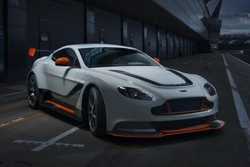 Aston Martin Vantage GT3: licht en gelimiteerd