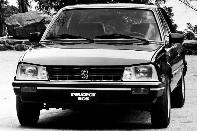 Peugeot 505 USDM