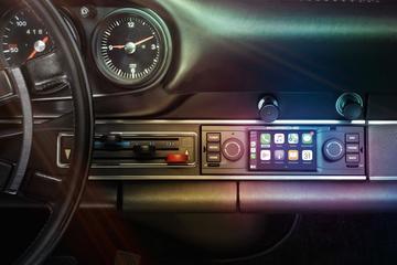 Porsche brengt modern infotainment naar oudere modellen