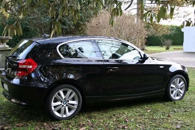 BMW 118d (2009) #4