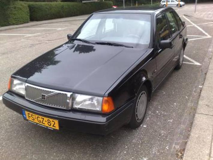 Volvo 440 DL 75kW (1992) #4