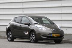 Nissan Leaf 30 kWh - Duurtest Welkom